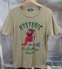 刺繍デザインTシャツ|HYSTERIC GRAMOUR