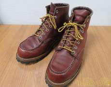 6inch CLASSIC MOC TOE RED WING