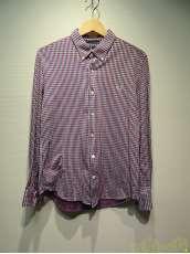 チェックシャツ FRED PERRY
