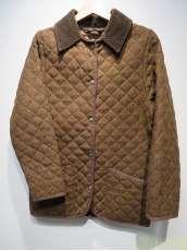 ウールキルティングジャケット|MACKINTOSH
