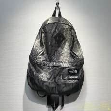 SNAKESKIN LIGHTWEIGHT DAYPACK|SUPREME × THE NORTH FACE