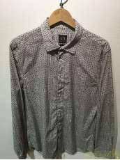 ロングスリーブシャツ|ARMANI EXCHANGE