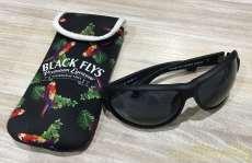 サングラス BLACK FLYS