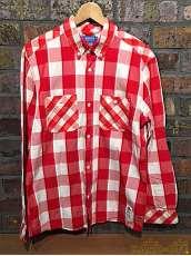 ADIDAS チェックシャツ|ADIDAS
