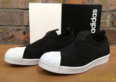 ADIDAS スニーカー SUPERSTAR SLIP-ON|ADIDAS