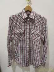 チェックシャツ LEVI'S