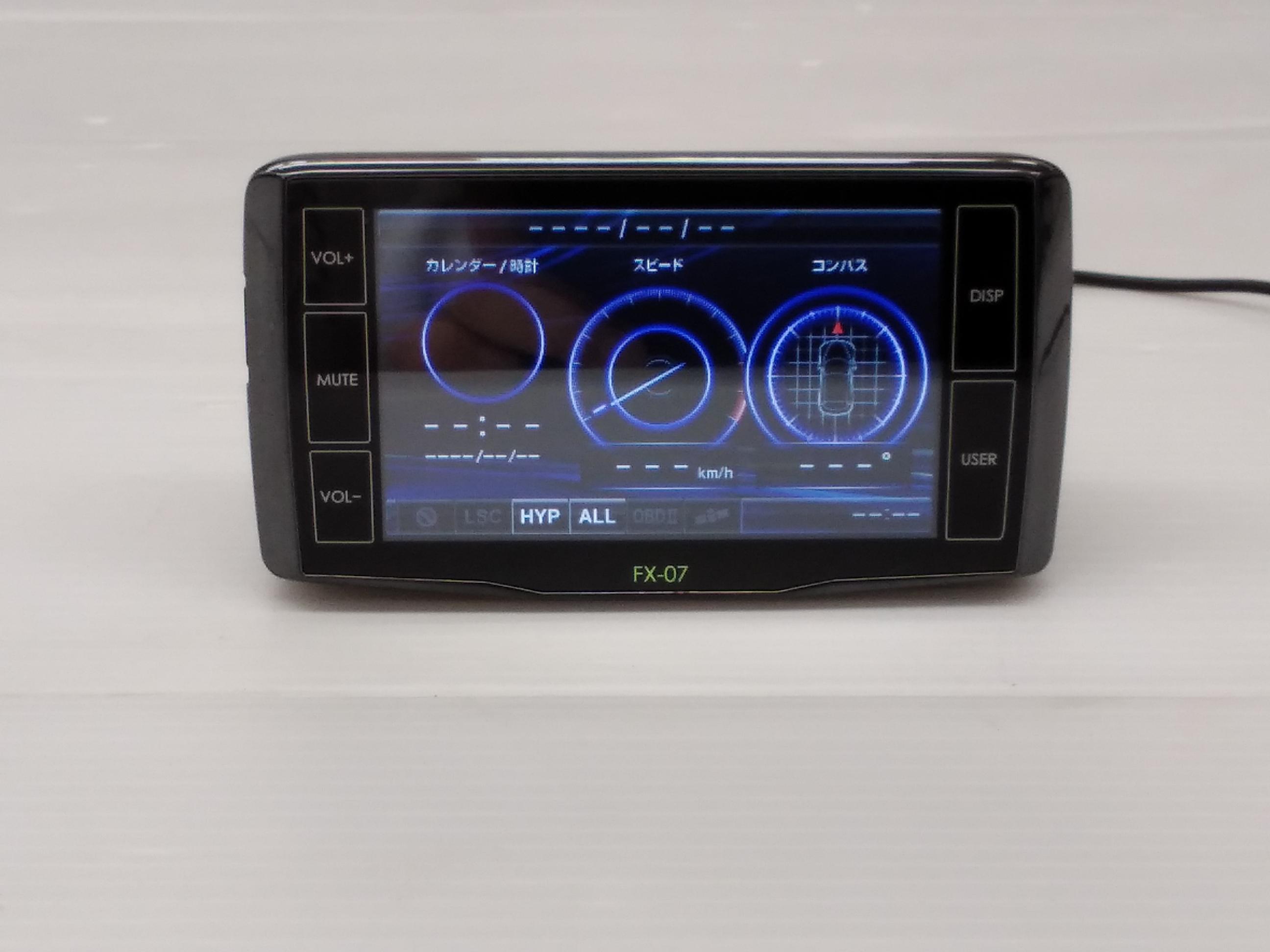 GPSレーダー|COMTEC