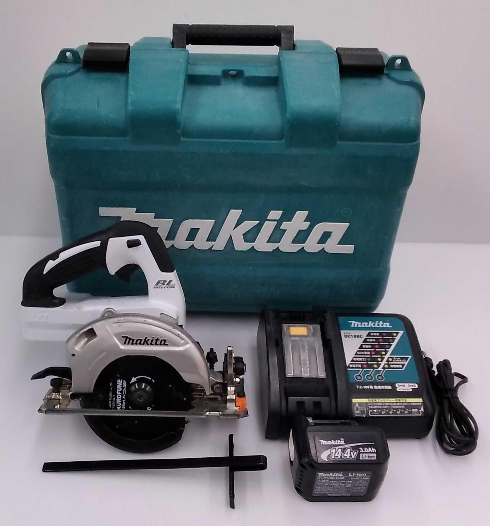 125MM 充電式マルノコ|MAKITA