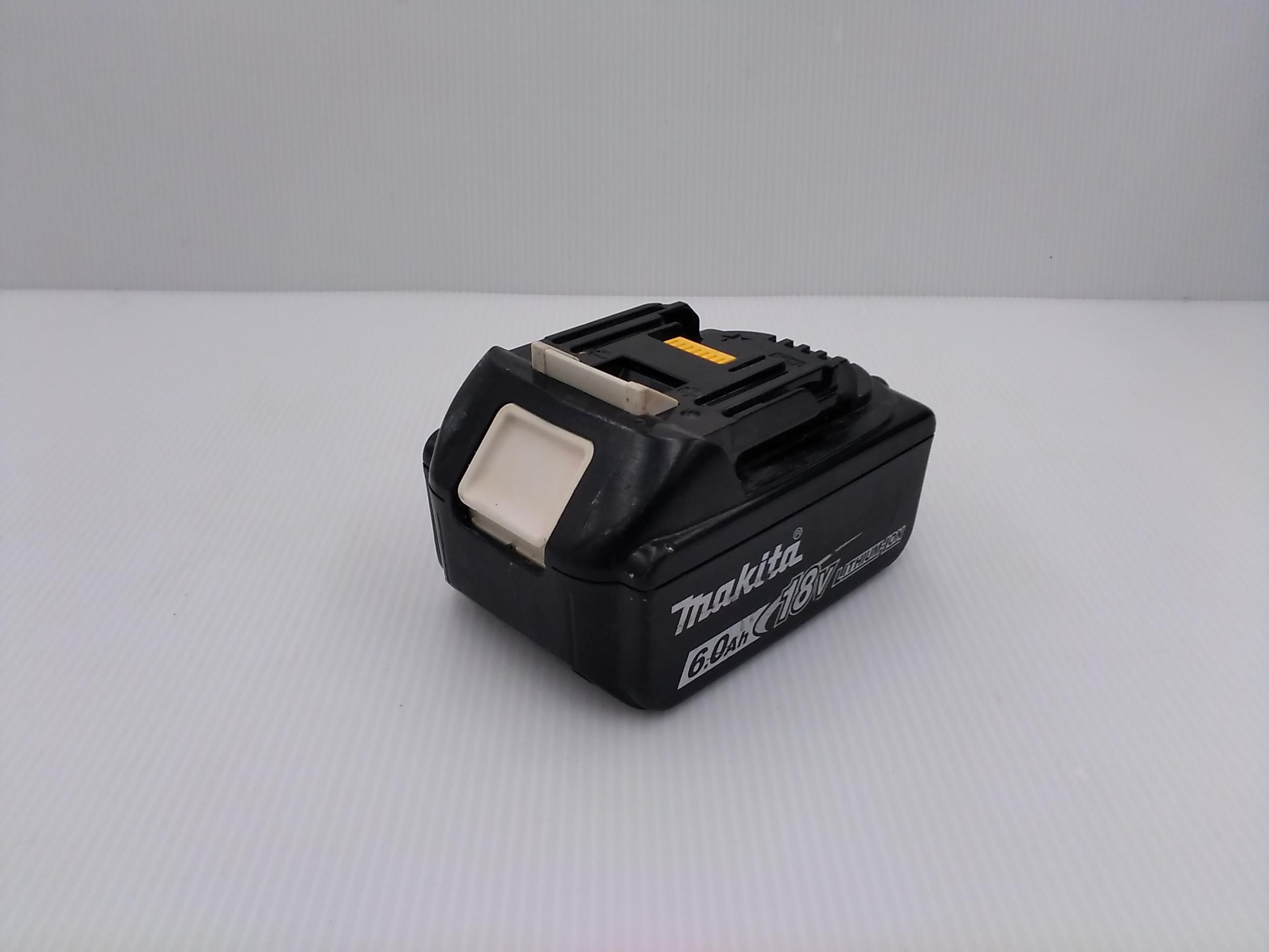 18V・6.0AHバッテリー|MAKITA