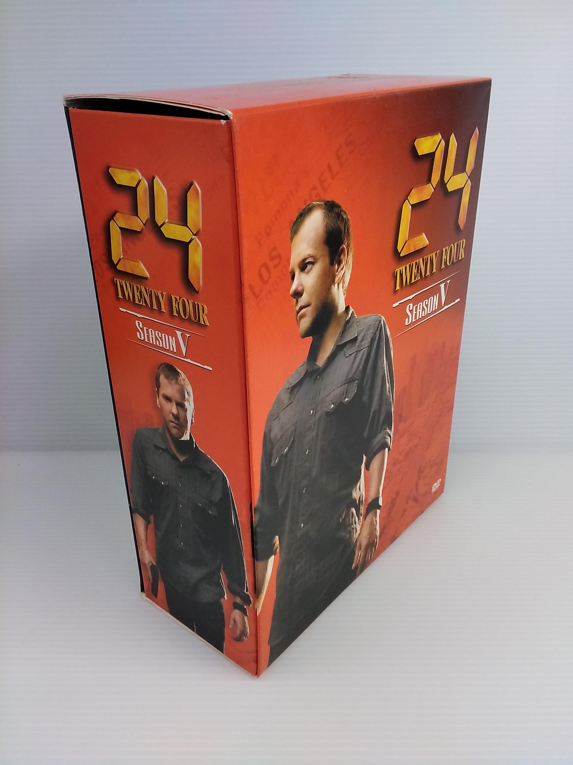 24DVD12枚組 SEASONⅤ|24