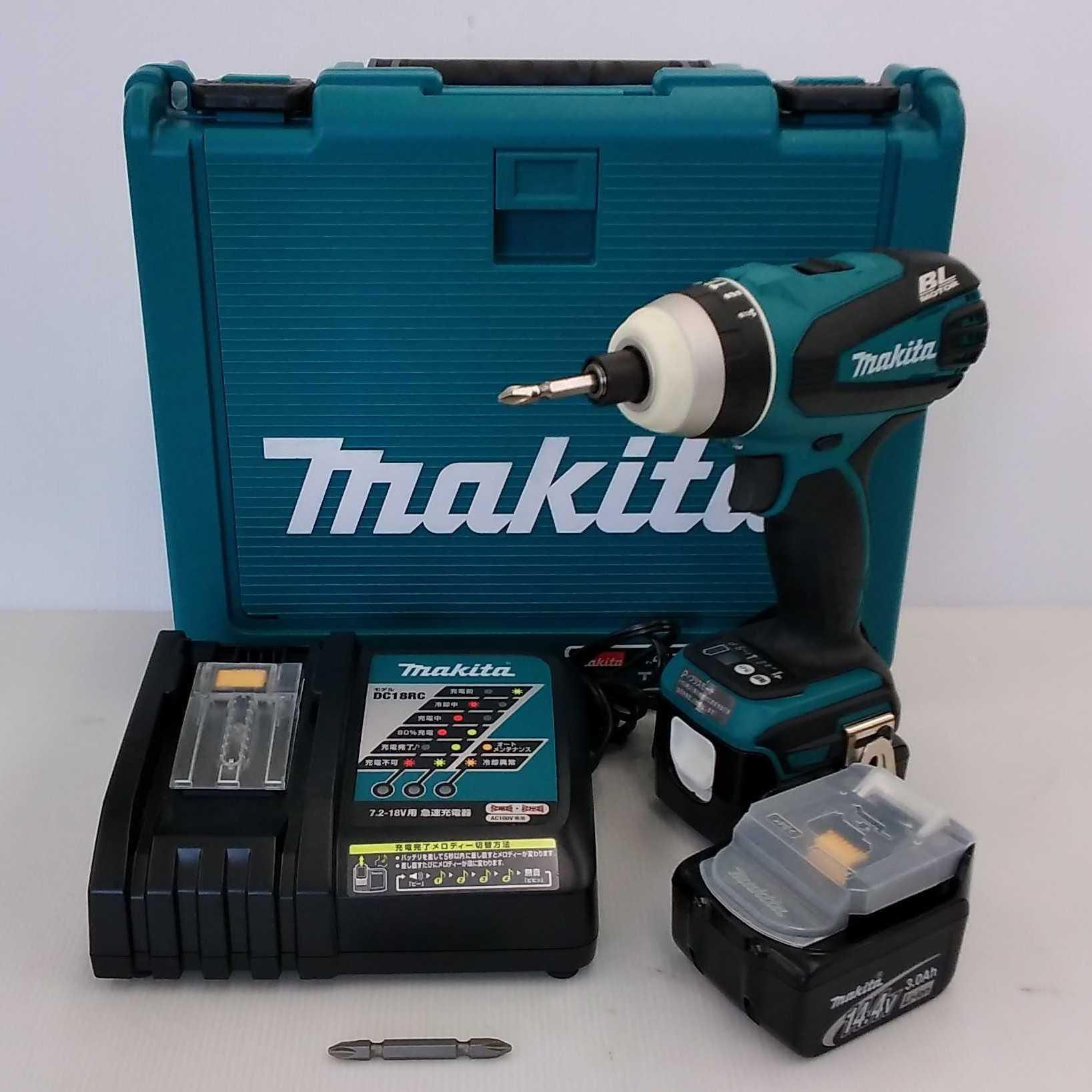 充電式 4モードインパクトドライバ|MAKITA