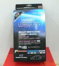 未使用フィット用LEDルームランプセット|GARAX