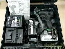 未使用18v充電式インパクトドライバ|HITACHI