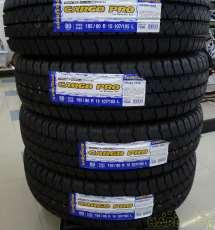 未使用! タイヤセット|GOODYEAR CARGO PRO