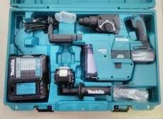 使用感無し 18V 6.0Ah 24㎜充電式ハンマドリル|MAKITA