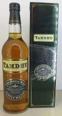 タムデュー 旧ボトル|Tamdhu