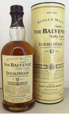 12Y ダブルウッド 旧ボトル|Balvenie