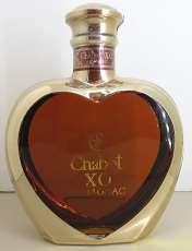 XO ハート型ボトル|CHABOT