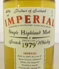 1979 インペリアル|Gordon&Macphail