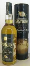 10年 旧ボトル|Speyburn