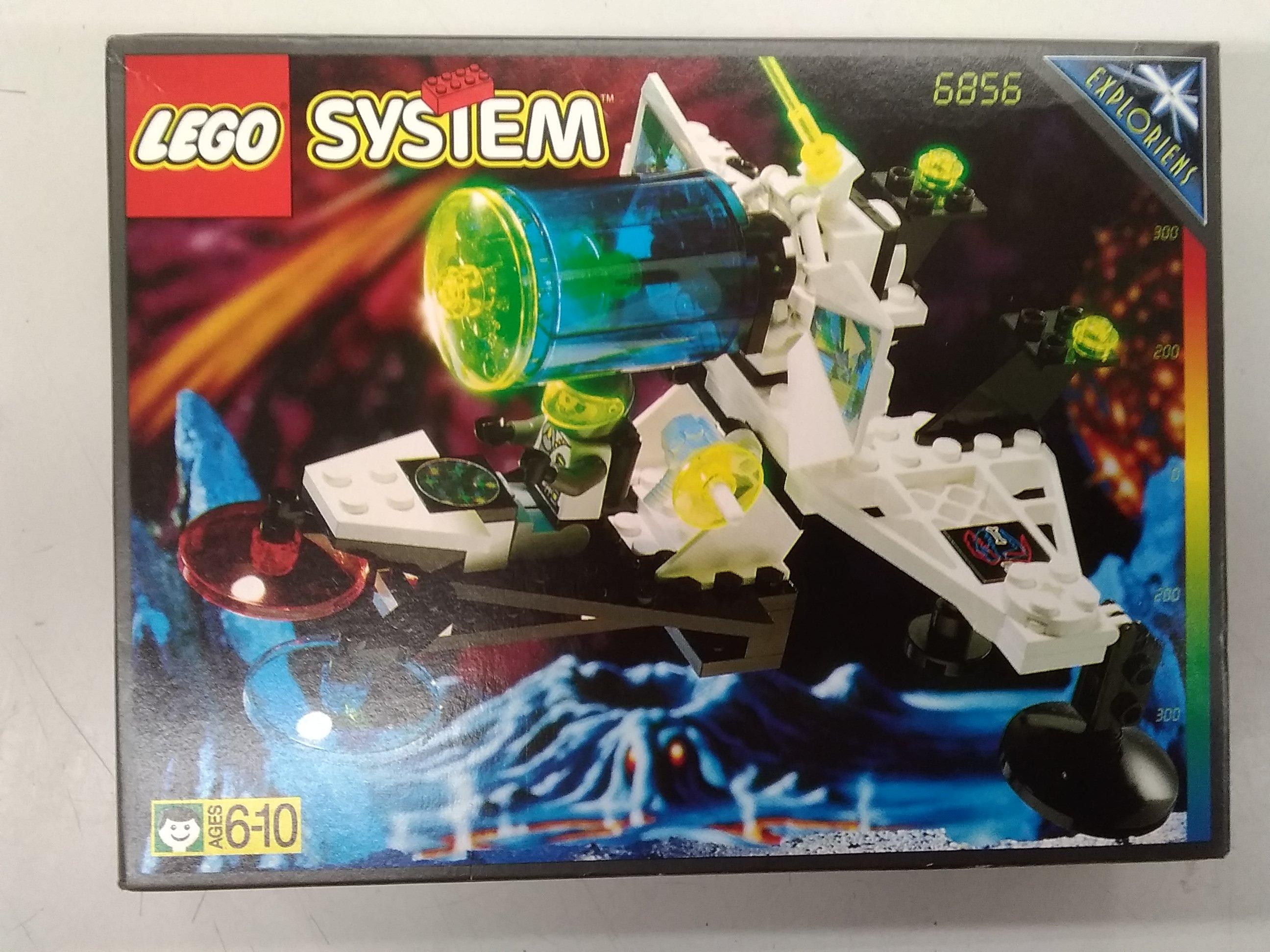 レゴシステム スペースクラフト|LEGO