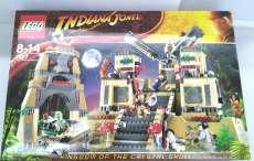 インディージョーンズ クリスタル・スカルの魔宮|LEGO