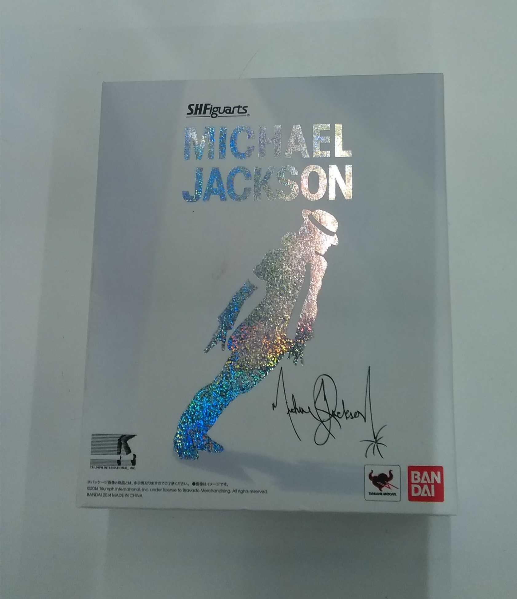 マイケル・ジャクソン S.H.FIGUARTS|BANDAI