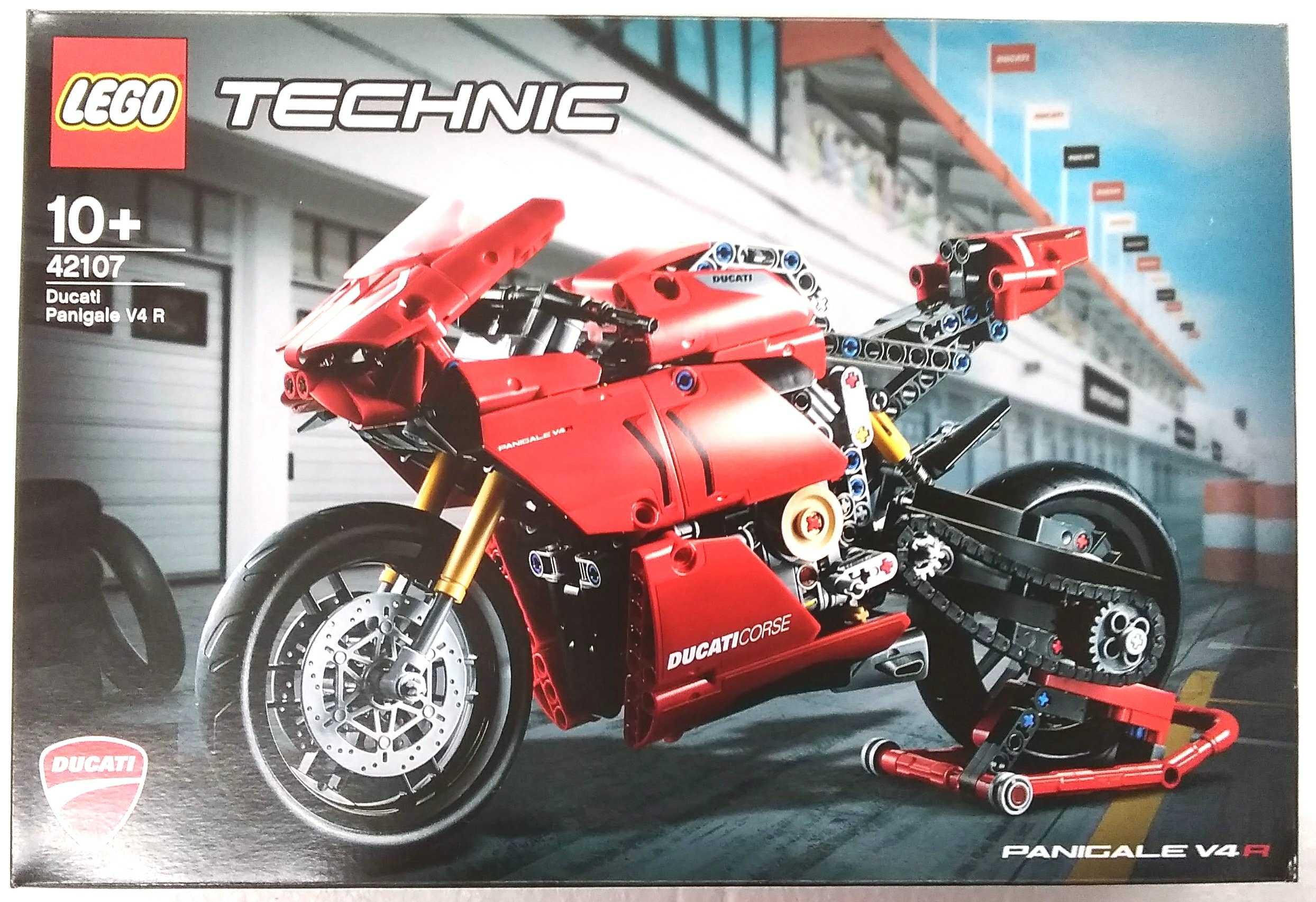 レゴテクニック ドゥカティ PANIGALE V4 R|LEGO