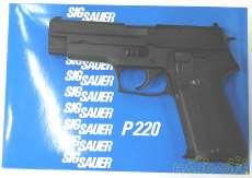 海上自衛隊 9mm拳銃 SIG SAUER P220 HW|TANAKA WORKS