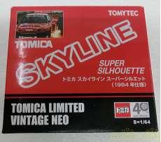 トミカ LIMITED VINTAGE NEO スーパーシルエット 1984年仕様|TOMY TEC