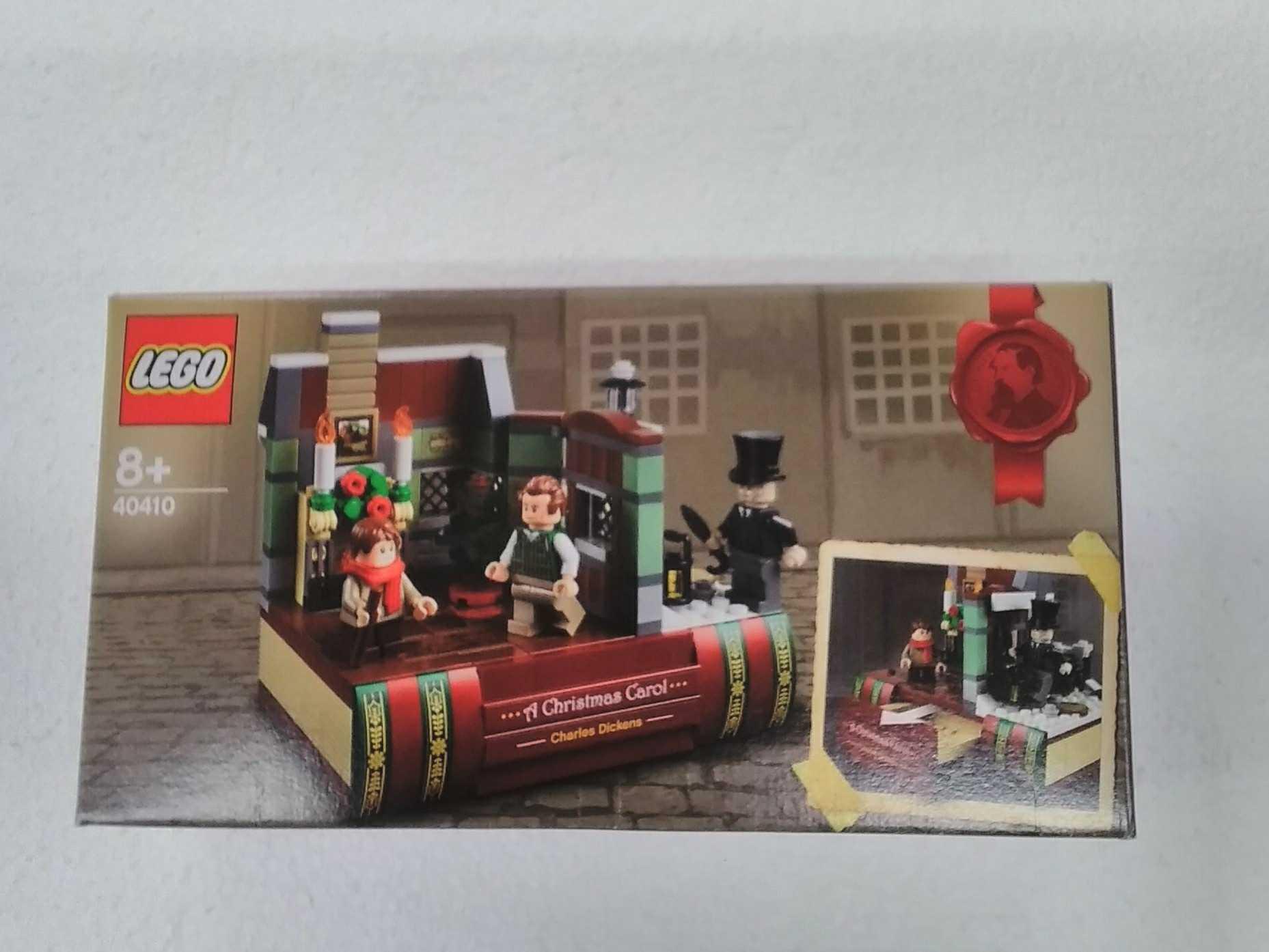 クリスマス・キャロル|LEGO