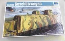 1/35 ドイツ装甲列車BP42編成