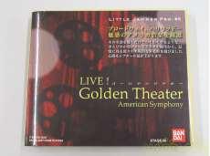 Live! ゴールデンシアター ~アメリカンシンフォニー~|BANDAI