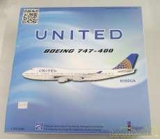 ボーイング747-400 ユナイテッド|INFLIGHT
