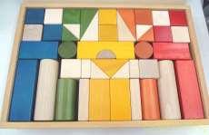 オリジナル積み木カラー|ボーネルンド