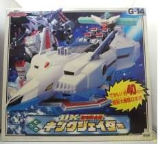 DX超弩級合体 キングジェイダー|TAKARA