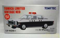 マツダ ルーチェ レガート 4ドアセダン パトロールカー|TOMY TEC