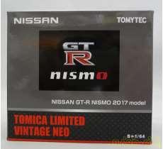 日産 GT-R NISMO2017モデル|TOMY TEC