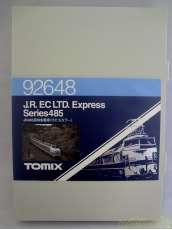 JR485系 特急電車(ひたちカラー) TOMIX