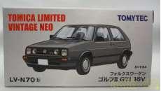 VWゴルフⅡ2ドアGTI16V|TOMY TEC
