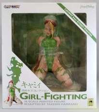 キャミィ 1/6 西村キヌ コレクション GIRL-FIGH MAX FACTORY