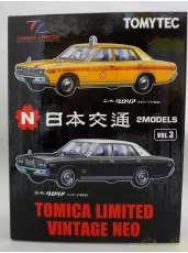 日本交通2MODELSVOL.3グロリア|TOMY TEC