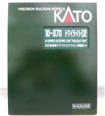 24系 寝台特急 「トワイライトエクスプレス」 4両増結セット|KATO