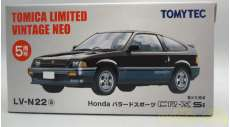Hond バラードスポーツCR-XSi|TAKARA TOMY