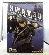 S.W.A.T. VERSION 3.0 女性隊員|HOT TOYS