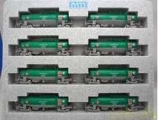 タキ1000 日本石油輸送色ENEOSエコレールマーク付き8両セット|KATO