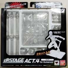 魂STAGE ACT.4 FOR HUMANOID クリア BANDAI