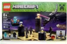 マインクラフト エンダードラゴン|LEGO