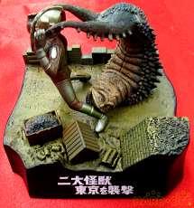 二大怪獣東京を襲撃|バンダイ