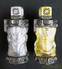DXゴールドラビット&DXシルバードラゴンフルボトル